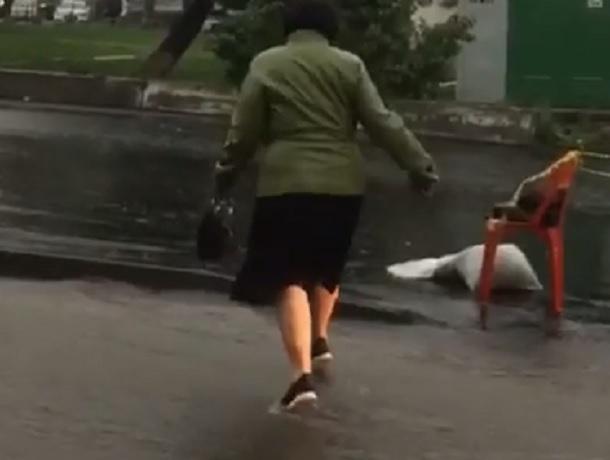 «Хватит ругать Запад»: жители Пятигорска пытаются обратить внимание администрации на проблемы с «ливневками» в городе