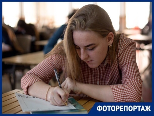 Более тысячи человек приняли участие в «Тотальном диктанте» в Ставрополе