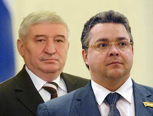 Губернатор Ставрополья Владимиров VS мэр Ставрополя Джатдоев: у кого больше