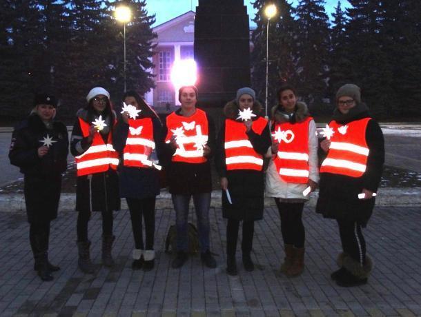 Тысячу световозвращателей для школьников смастерили ставропольские ЮИДовцы