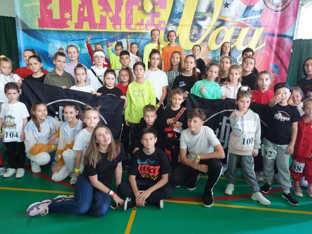 Ставропольские танцоры студии «Джаст Дэнс» завоевали 27 наград на всероссийском турнире