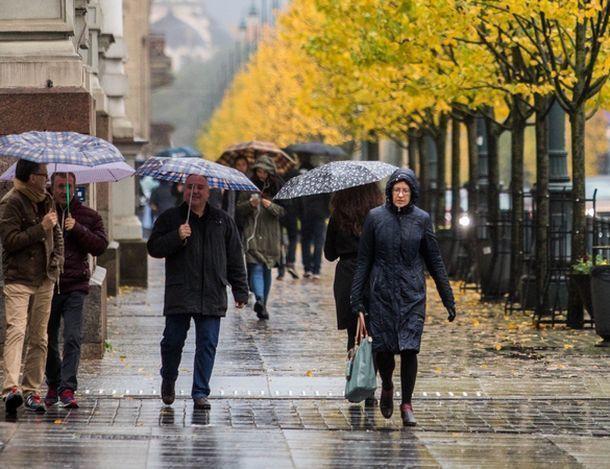 Дождем встретит первый день ноября ставропольцев