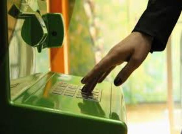 Нападение на банкомат Сбербанка зафиксировали ночью в Ставрополе