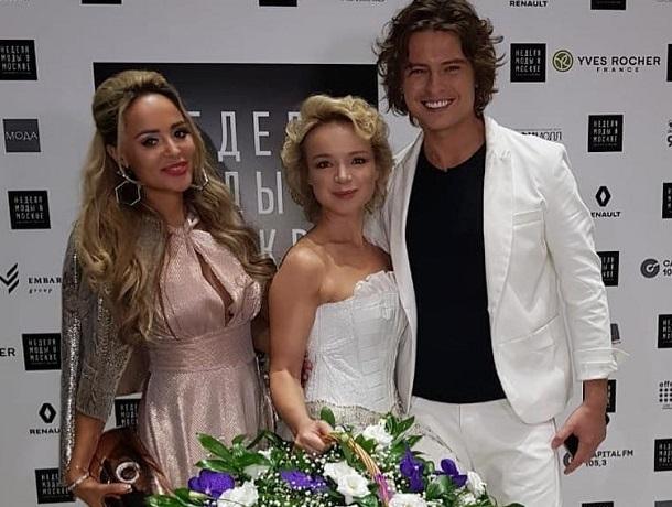 Ставропольская модель Анна Калашникова поздравила бывшего возлюбленного Шаляпина с днем рождения