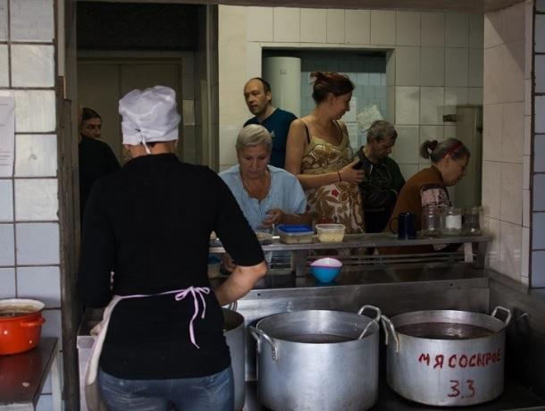 Шесть медработников с заведующим пищеблока воровали продукты у пациентов больницы в Ставрополе