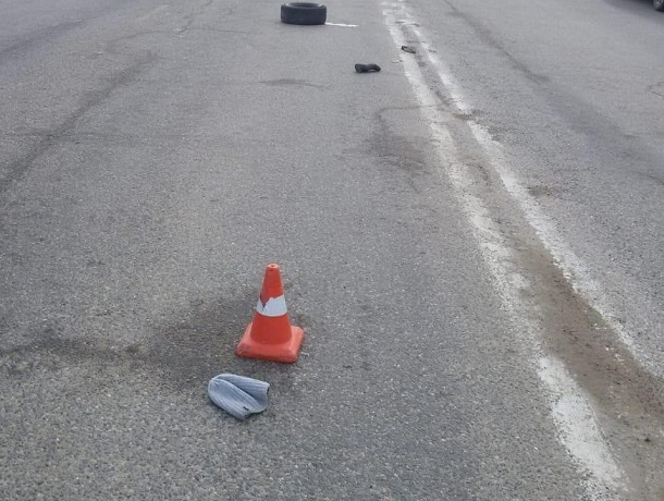 «Фольксваген» сбил пешехода на трассе под Ставрополем — мужчина скончался в реанимации