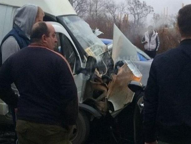 Восьмилетняя девочка пострадала в результате аварии в Ставрополе