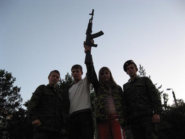 Звуки пальбы напугали жителей Ставрополя