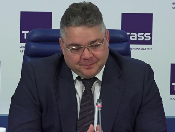 Владимиров рассказал о желании создать игорные зоны в Ставропольском крае