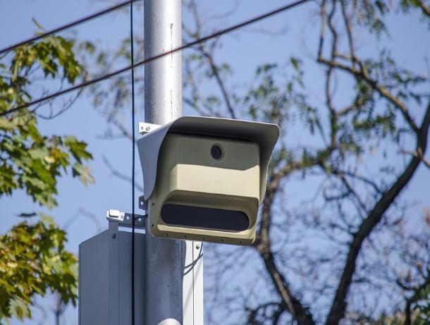 На дорогах Ставрополья появились 55 новых камер