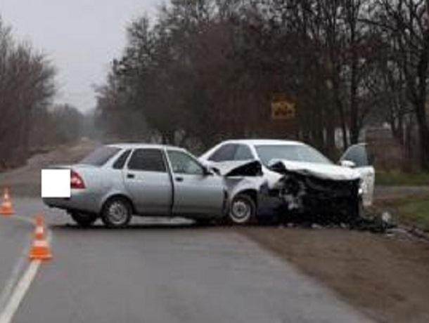 НаСтаврополье повине автоледи пострадали 5 человек