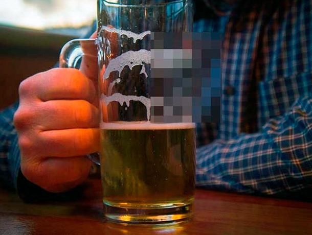 Злоумышленник пойман за воровство в пивном баре на Ставрополье