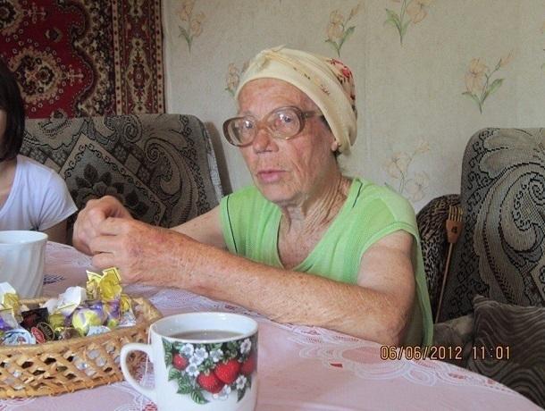 Слабовидящая бабушка в кофте и зимних полусапогах пропала на Ставрополье