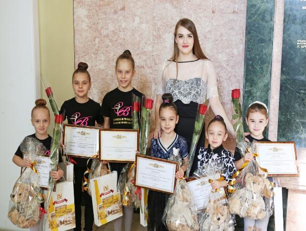 В Ставрополе наградили юных дзюдоистов и гимнасток за прославление края