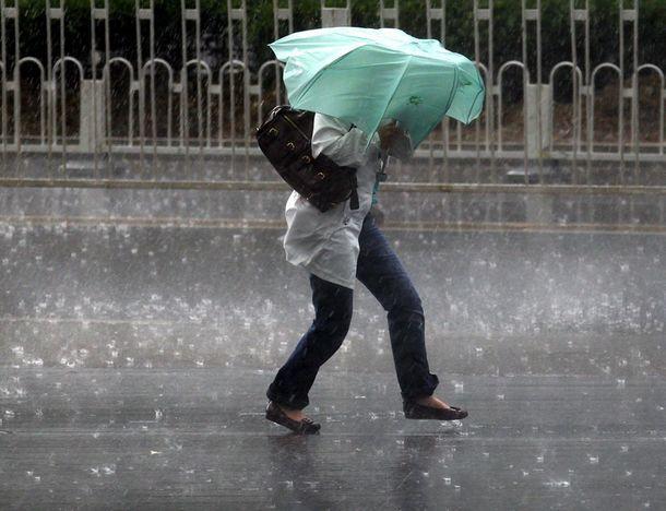 Экстренное предупреждение о дождях, грозе и граде поступило из МЧС Ставрополья