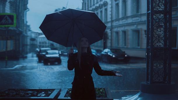 Дождь и сильный ветер надвигаются на Ставрополье