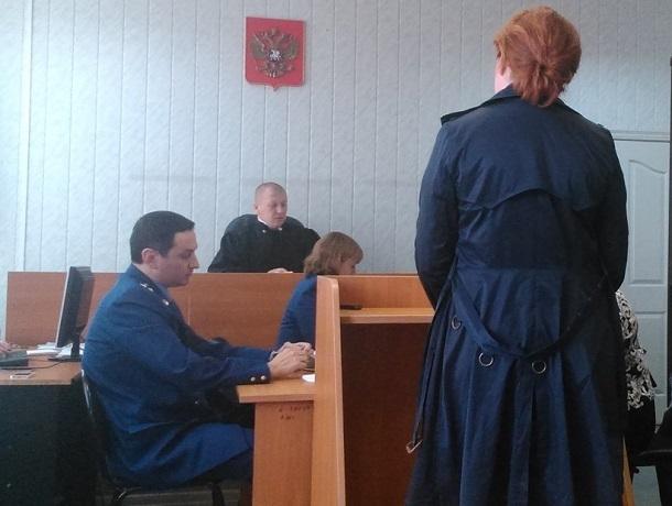 За кражу и оскорбление представителя власти женщина отправится в колонию на Ставрополье