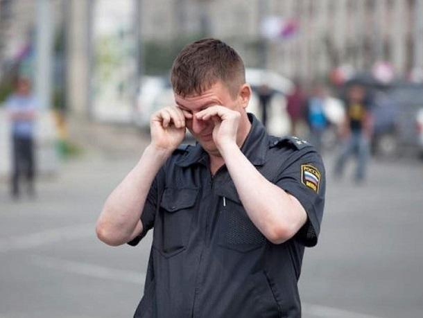 Полицейский наСтаврополье обвинен вприменении насилия при задержании