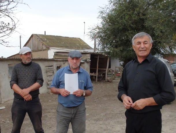 На Ставрополье люди живут в несуществующем на бумаге ауле, не имея прав на дома и землю