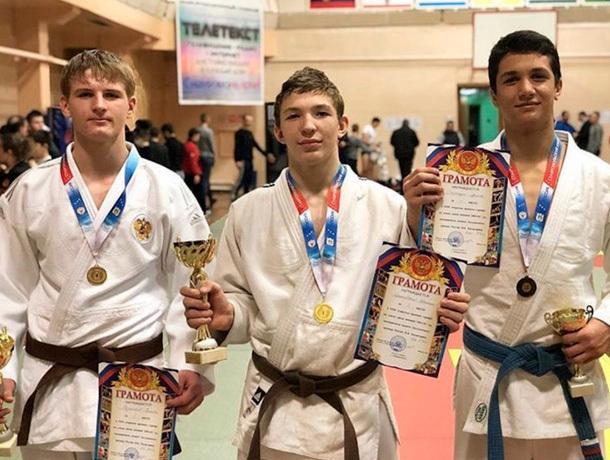 Молодые спортсмены из Железноводска завоевали золото