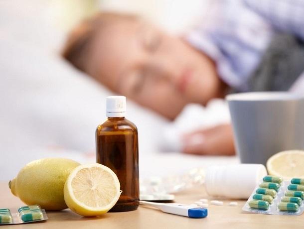 Число заболевших гриппом и ОРВИ выросло за неделю на Ставрополье