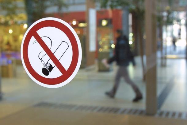 Ставропольчанка заплатит 5 тысяч рублей за курение в аэропорту
