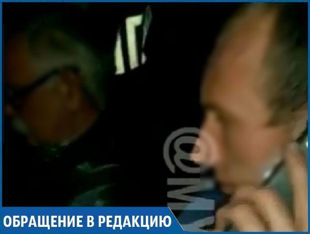 Пьяный водитель кому-то позвонил и его тут же отпустили, - житель Ставрополья