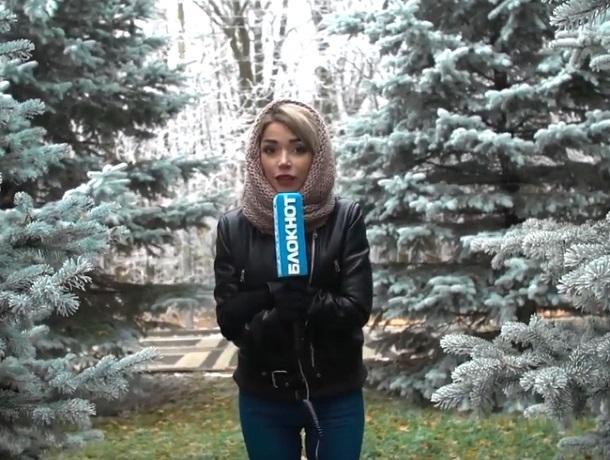 «Холодищщща»: как ставропольцы отреагировали на первый снег