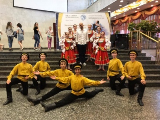 Танцевальный ансамбль «Радуга» из Ставрополя признан лучшим в России