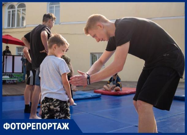 В Ставрополе прошел «Open Space» - место для правильных развлечений