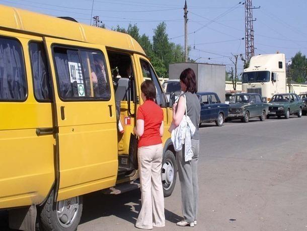 ВСтаврополе из-за хамства инарушения ПДД сократили водителей маршруток