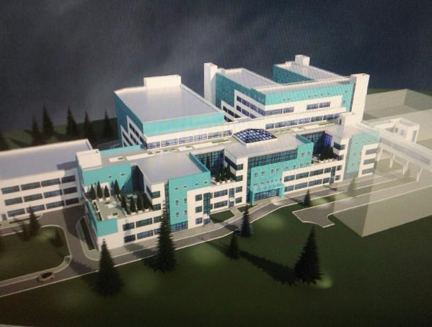 Строительство нового корпуса онкодиспансера в Ставрополе будет стоить  5 млрд рублей