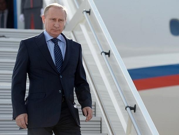 Стали известны места, которые посетит президент Путин в Ставрополе