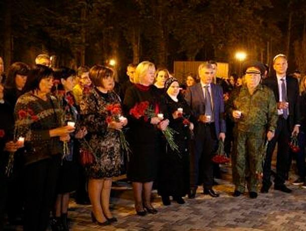 Пятигорск скорбит по погибшим в Керчи