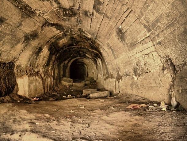 «Дорога в ад» или какие жуткие подземные тоннели есть на Ставрополье