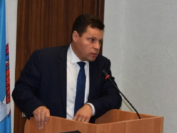 Сергей Гультяев назначен главой Шпаковского района