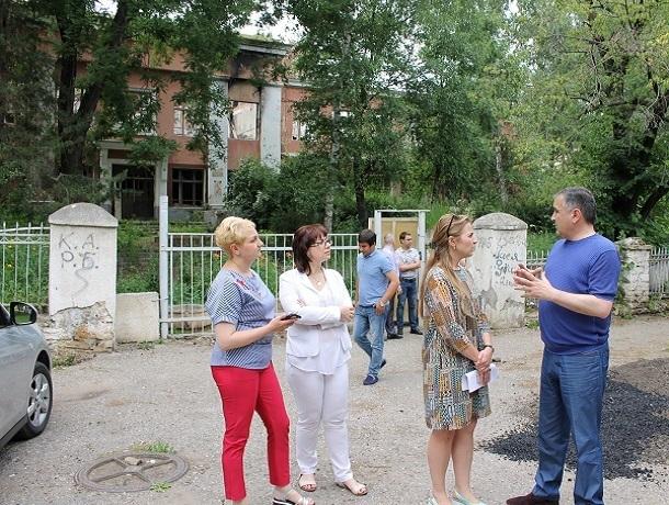 Замминистра по делам Северного Кавказа посетил Кисловодск