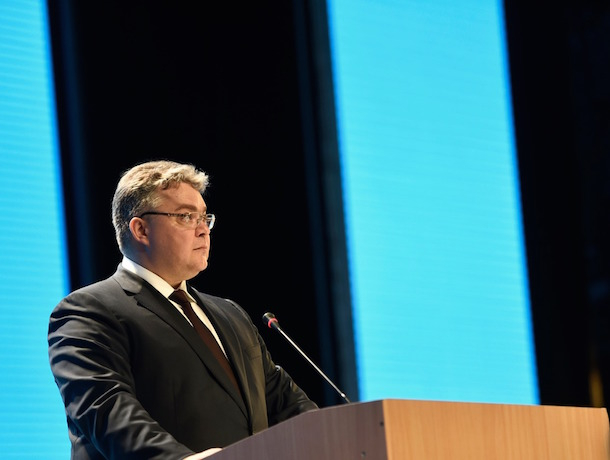Задел на вторую пятилетку: глава Ставрополья отчитался перед депутатами