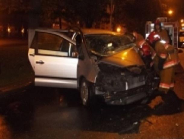 ВСтаврополе столкнулись два автомобиля, пострадал ребёнок