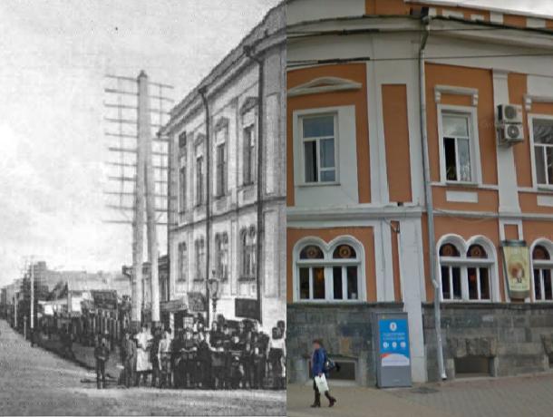 Прежде и теперь: здание бывшего окружного суда в Ставрополе