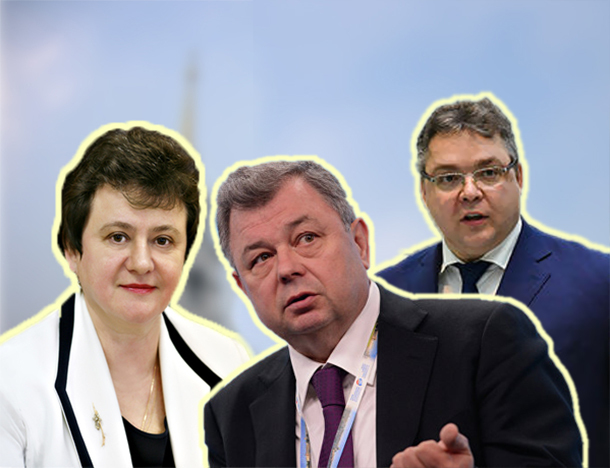 Высказывание губернатора Ставрополья попало в Топ-3 «перлов» российских губернаторов за апрель