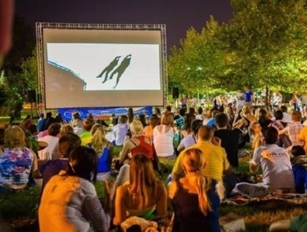 Ставропольцы вновь смогут посмотреть фильм под открытым небом