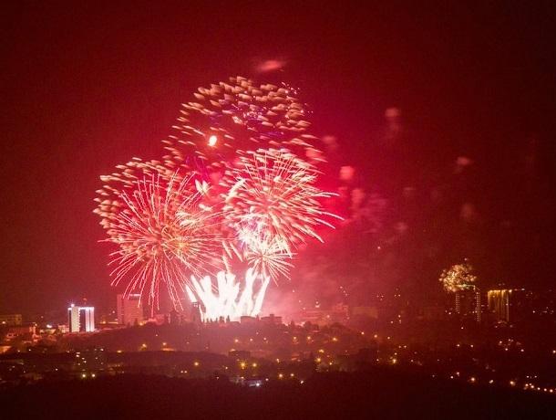 Грандиозный фейерверк запустят в небо 12 июня в Ставрополе