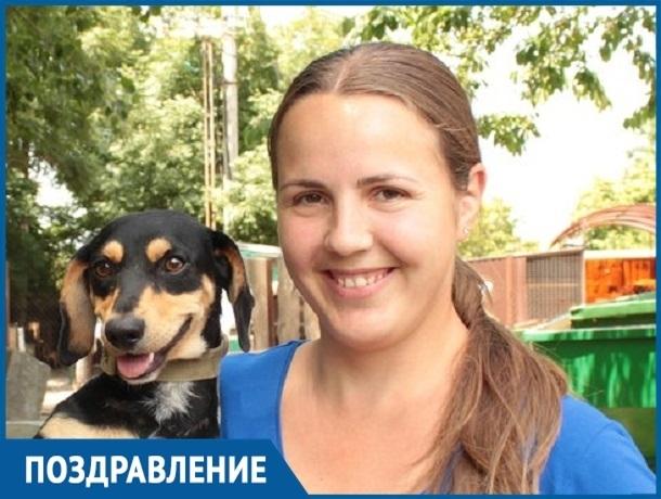 «Вы делаете великое дело!»: руководителя приюта для животных поздравил житель Ставрополя