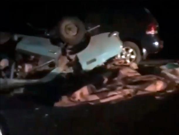 Два человека погибли в результате страшного ДТП на Ставрополье