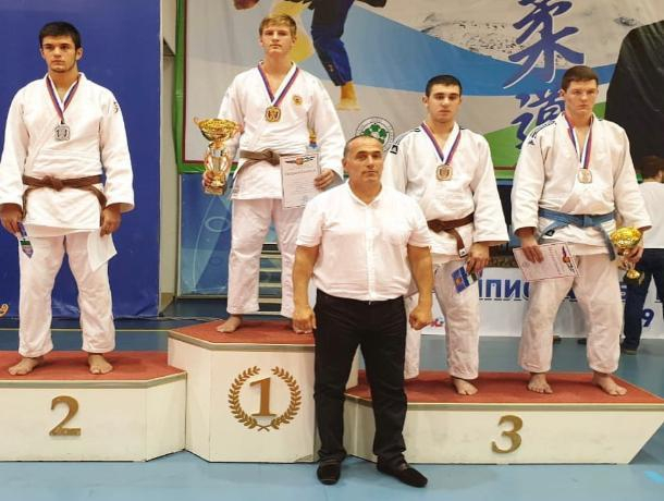 Ставропольский дзюдоист победил на международном турнире