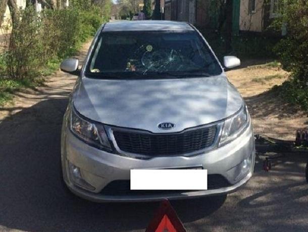 16-летний велосипедист оказался под колёсами иномарки на Ставрополье