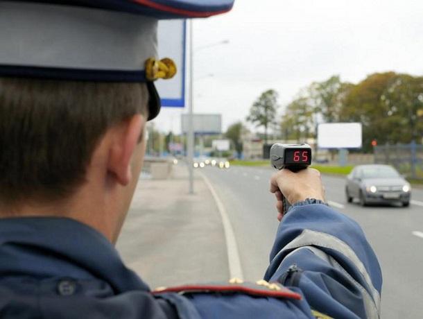 Больше 100 лихачей за рулем могут остаться без прав в Ставропольском крае