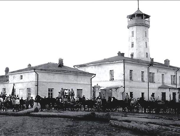 «Пожарное депо»: история первой пожарной части в Ставропольской губернии