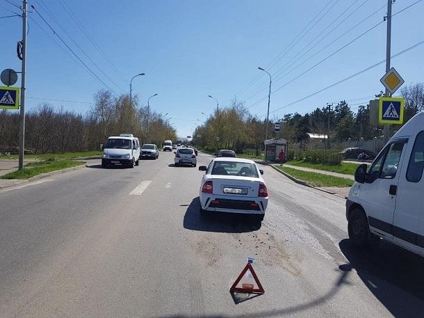 7-летний мальчик пострадал в ДТП с «Приорой» и «Опелем» в Ставрополе